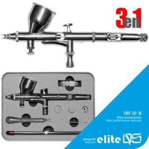 Aerografo Elite Q5 3 en 1