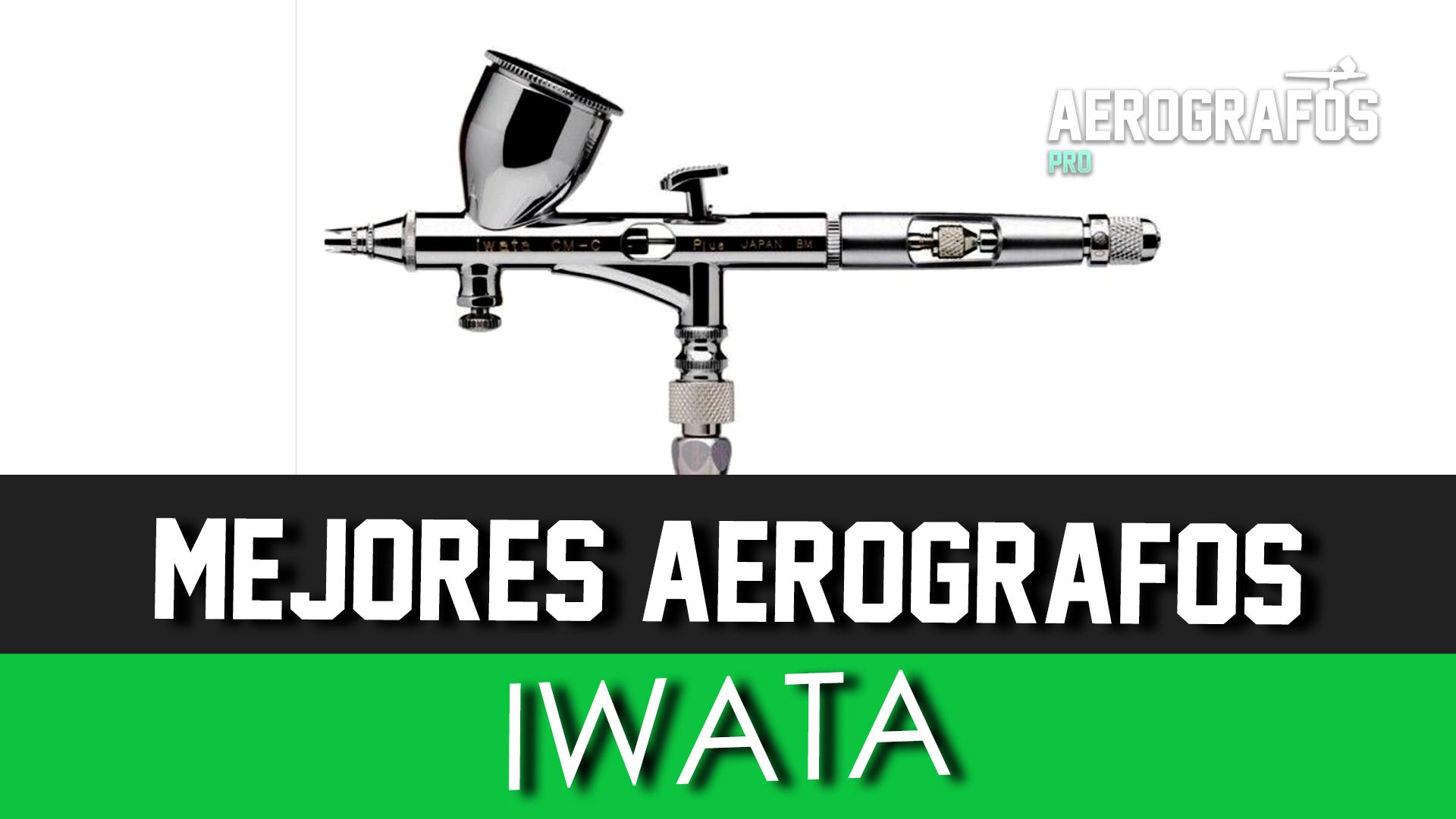 Aerografos Iwata