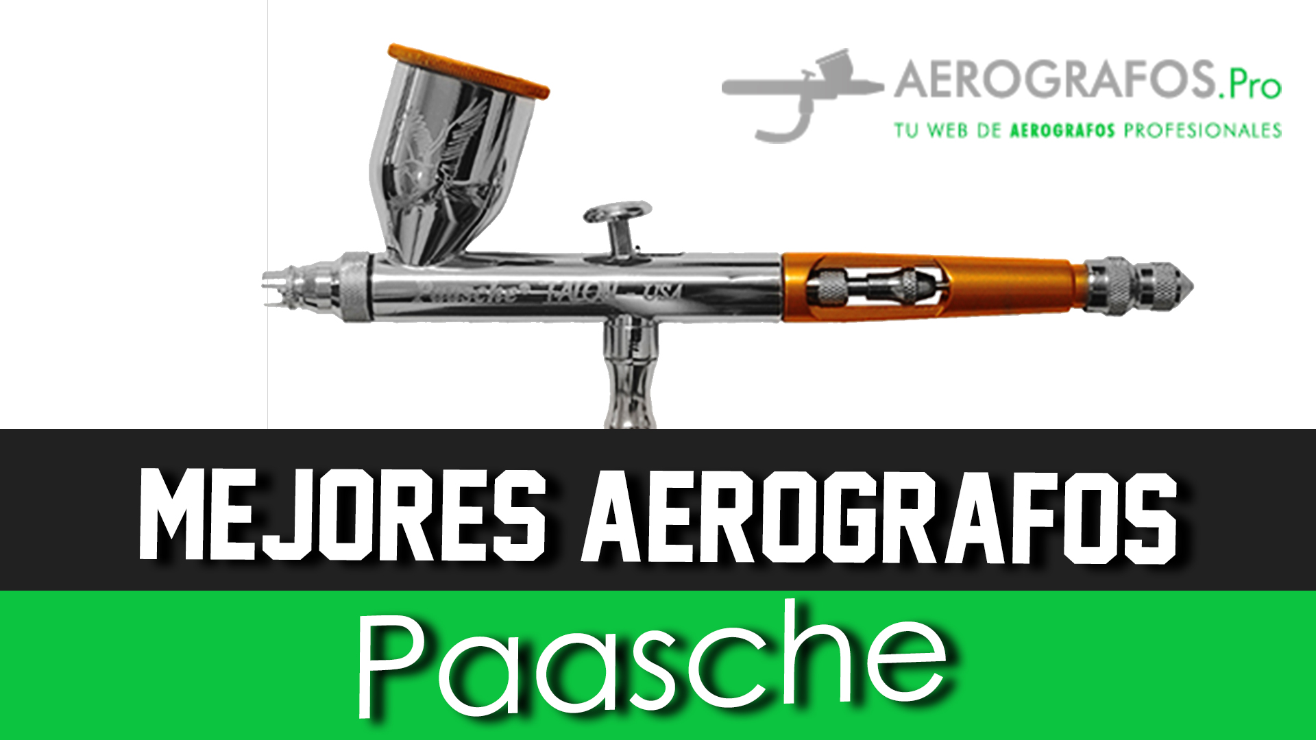 Aerografo Paasche