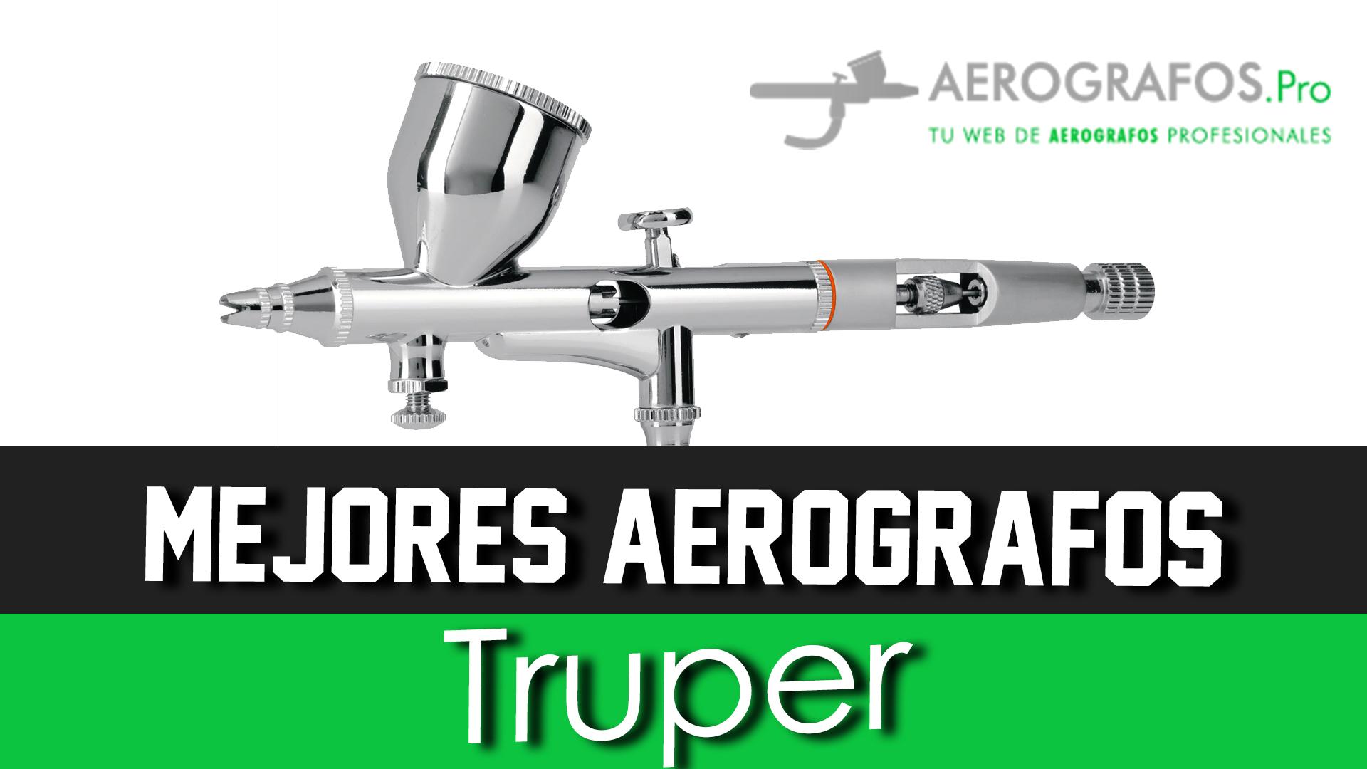 Aerografo Truper