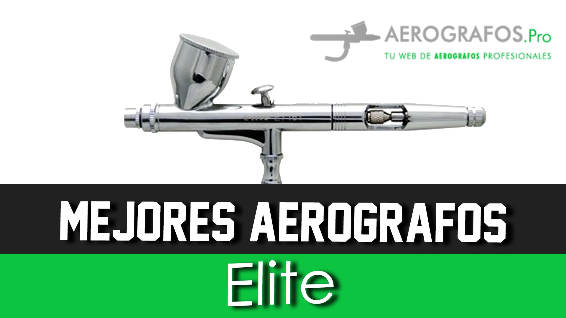 Aerógrafo Elite