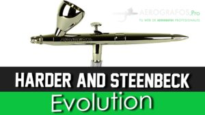 Aerógrafo Evolution Harder and Steenbeck